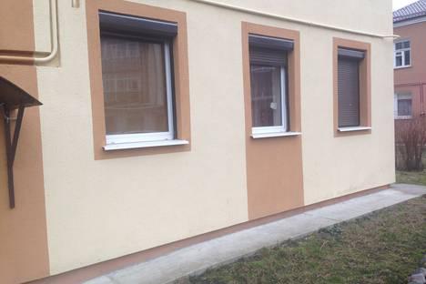 Сдается 2-комнатная квартира посуточно в Зеленоградске, Ленина 30.