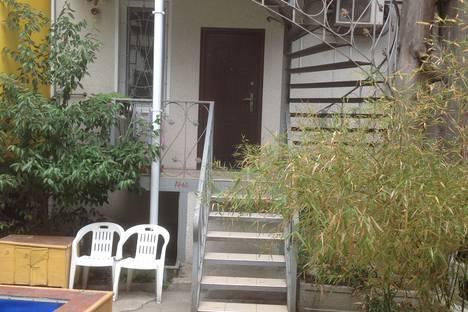 Сдается 1-комнатная квартира посуточнов Кацивели, улица Володарского, 10 Г.