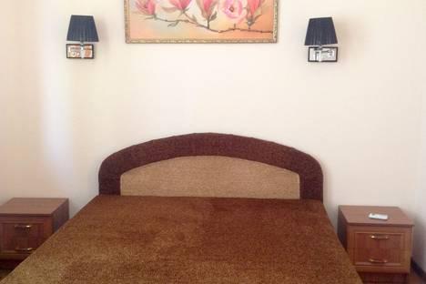 Сдается 1-комнатная квартира посуточнов Береговом, улица Володарского, 10 Г.