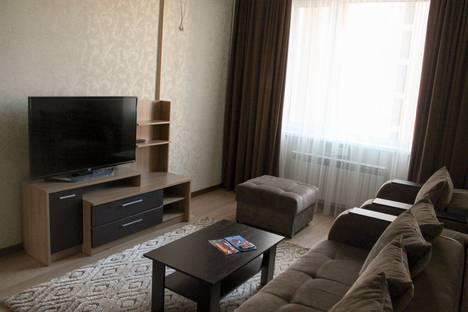 Сдается 2-комнатная квартира посуточнов Астане, проспект Кабанбай Батыра 58а/1.