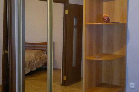 Сдается 1-комнатная квартира посуточнов Зеленодольске, улица Нурихана Фаттаха 5.