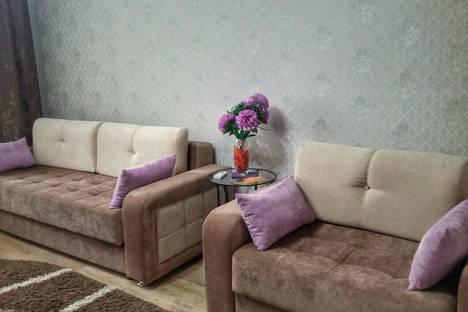 Сдается 1-комнатная квартира посуточно в Астане, Мангилик Ел 51.