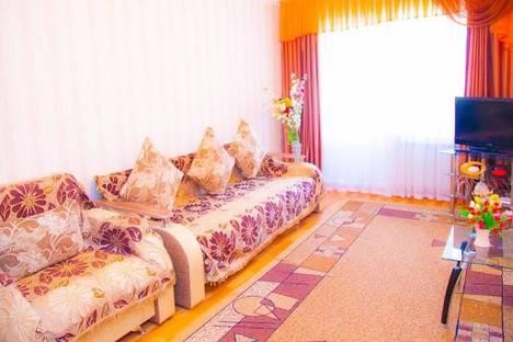 Сдается 1-комнатная квартира посуточно в Алматы, улица Маркова 47а.