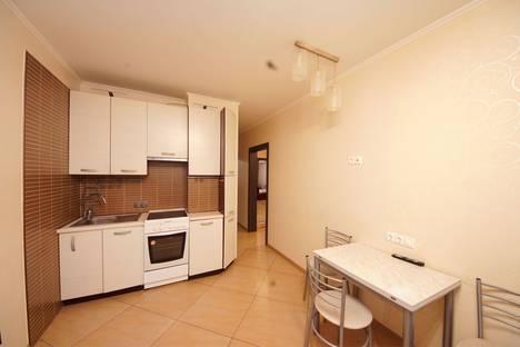 Сдается 1-комнатная квартира посуточно в Люберцах, Преображенская улица 13.