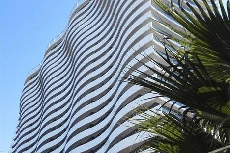 Сдается 2-комнатная квартира посуточно в Батуми, Аджария, Батуми,улица Кобаладзе,2.