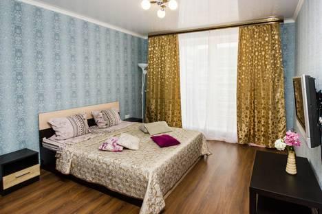 Сдается 1-комнатная квартира посуточно в Тюмени, 50 лет октября 57а.