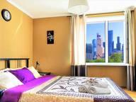 Сдается посуточно 2-комнатная квартира в Москве. 50 м кв. 2-я Черногрязская улица, 7, к.2