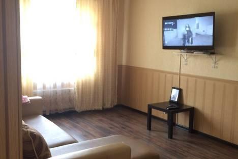 Сдается 2-комнатная квартира посуточнов Якутске, ул. Лермонтова, 100/1.