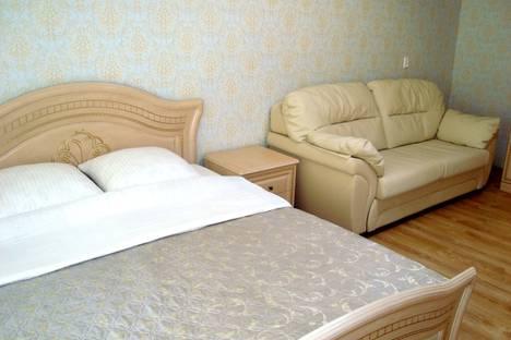 Сдается 1-комнатная квартира посуточно в Орле, улица Пионерская, 19.