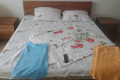 Сдается 1-комнатная квартира посуточно в Калуге, улица Серафима Туликова, 2.
