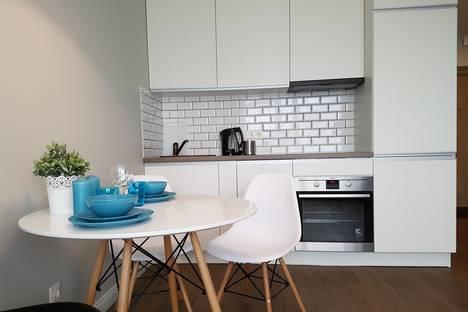 Сдается 2-комнатная квартира посуточно в Вильнюсе, Вильнюсский уезд,ул.К.Ульвидо 11.