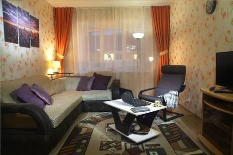 Сдается 1-комнатная квартира посуточно в Дзержинске, улица Петрищева, 31Б.