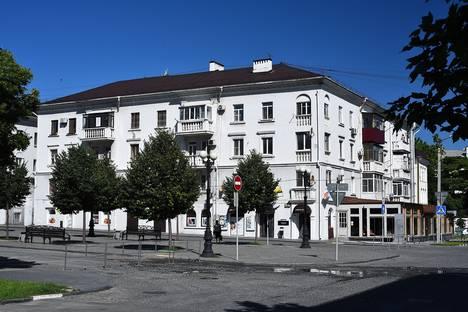 Сдается 2-комнатная квартира посуточнов Крымске, ул. Новороссийской Республики, 3.