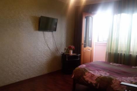 Сдается 1-комнатная квартира посуточно во Владикавказе, проспект Доватора, 43.