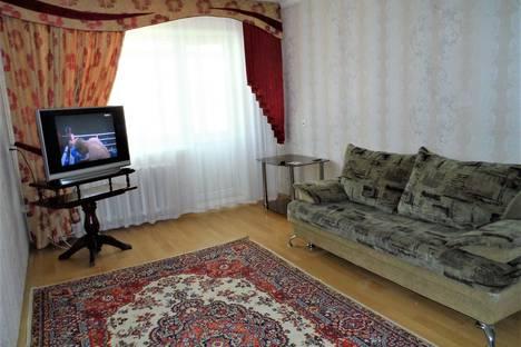 Сдается 2-комнатная квартира посуточно в Павлодаре, улица Лермонтова 89.