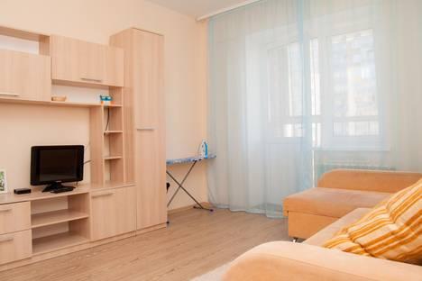 Сдается 1-комнатная квартира посуточно в Иркутске, Строительный переулок 8/1.