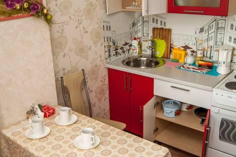Сдается 1-комнатная квартира посуточно в Иркутске, улица Лермонтова, 341/3.