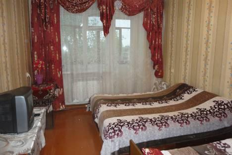 Сдается 4-комнатная квартира посуточнов Ростове, Спартаковская, 107.
