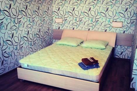 Сдается 1-комнатная квартира посуточно в Тольятти, улица Свердлова 9 г.