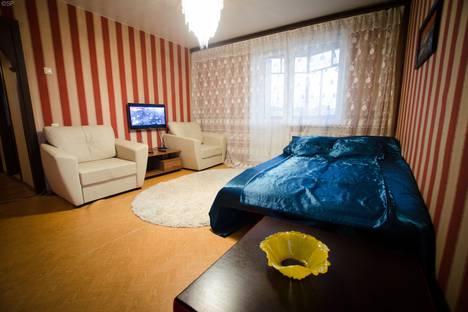 Сдается 1-комнатная квартира посуточно в Туле, улица Братьев Жабровых, 8.