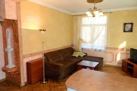 Сдается 3-комнатная квартира посуточнов Юрмале, Latvija, Rīgas pilsēta, Rīga.