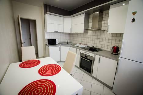 Сдается 1-комнатная квартира посуточно в Туле, улица Михеева, 29.
