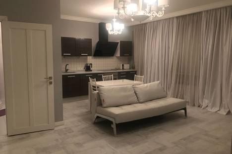 Сдается 2-комнатная квартира посуточнов Ростове-на-Дону, ул. Города Волос, 119.