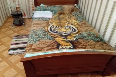 Сдается 3-комнатная квартира посуточно во Владивостоке, улица Авраменко, 15.