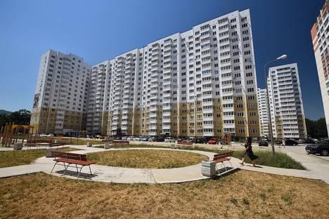 Сдается 1-комнатная квартира посуточнов Крымске, Анапское шоссе, 39в.
