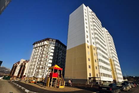 Сдается 1-комнатная квартира посуточнов Крымске, улица Видова 212.