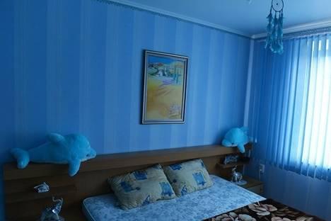 Сдается 2-комнатная квартира посуточно в Евпатории, ПРОСП. ЛЕНИНА 20/27.