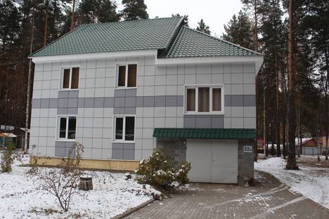 Сдается коттедж посуточно в Томске, Тимирязевское, Болотная улица, 22 а.