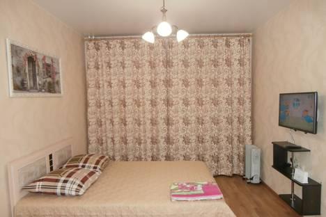 Сдается 1-комнатная квартира посуточно в Иркутске, Крылатый микрорайон 24/5.