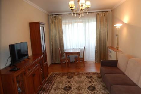 Сдается 2-комнатная квартира посуточно в Калининграде, с видом на музей янтаря..