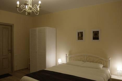 Сдается 1-комнатная квартира посуточнов Санкт-Петербурге, улица Всеволода Вишневского, 20.