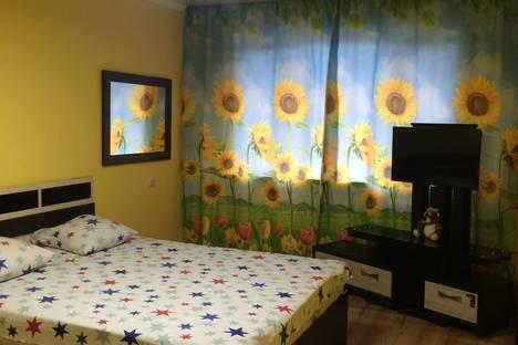 Сдается 1-комнатная квартира посуточно в Бишкеке, бишкек, ул Месароша.