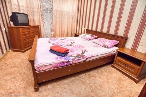 Сдается 2-комнатная квартира посуточнов Жигулёвске, улица Полякова дом 30.