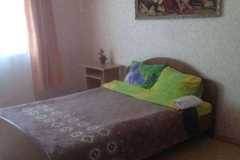 Сдается 1-комнатная квартира посуточнов Иванове, Московский микрорайон дом 1.