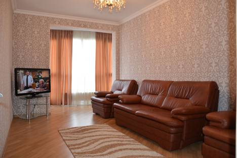 Сдается 3-комнатная квартира посуточно в Адлере, переулок Богдана Хмельницкого, 8.