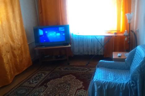 Сдается 1-комнатная квартира посуточнов Петропавловске-Камчатском, улица проспект 50 лет октября, 18/2.