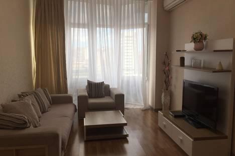 Сдается 2-комнатная квартира посуточно в Баку, Хасан салмани 4.