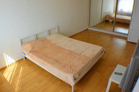 Сдается 1-комнатная квартира посуточно в Адлере, улица Павлика Морозова 44.