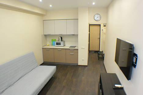 Сдается 1-комнатная квартира посуточно в Адлере, ул. Тюльпанов, 1.