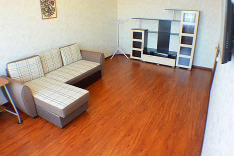 Сдается 2-комнатная квартира посуточно в Адлере, ул. Просвещения, 84.