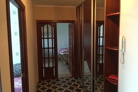 Сдается 2-комнатная квартира посуточнов Новополоцке, улица Якуба Коласа, 40.