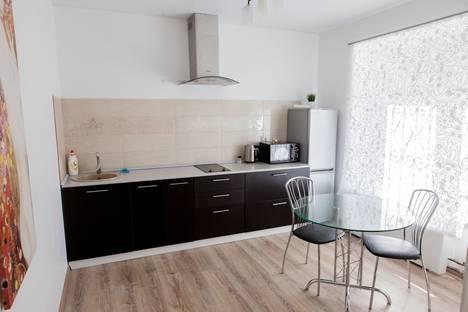 Сдается 1-комнатная квартира посуточно в Обнинске, улица Курчатова 27/2.