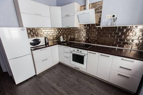 Сдается 1-комнатная квартира посуточнов Обнинске, улица Курчатова 27/2.
