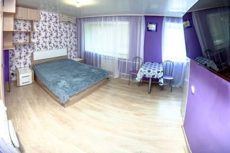 Сдается 1-комнатная квартира посуточно в Тюмени, улица Республики, 174.