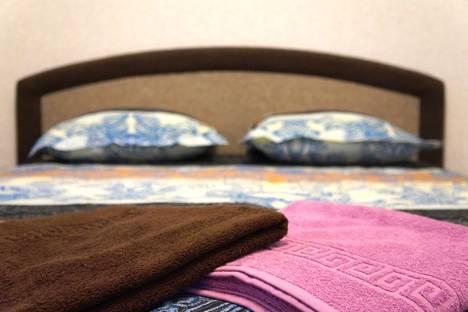 Сдается 2-комнатная квартира посуточнов Алматы, улица Желтоксан, 101.