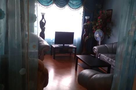 Сдается 2-комнатная квартира посуточно в Ельце, улица Черокманова д 19.